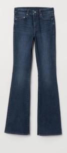 jean Flare bien choisir son jean morphologie
