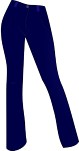 choisir jean morphologie evasé