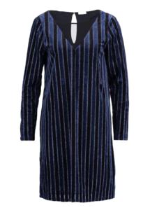robe de noel en velours