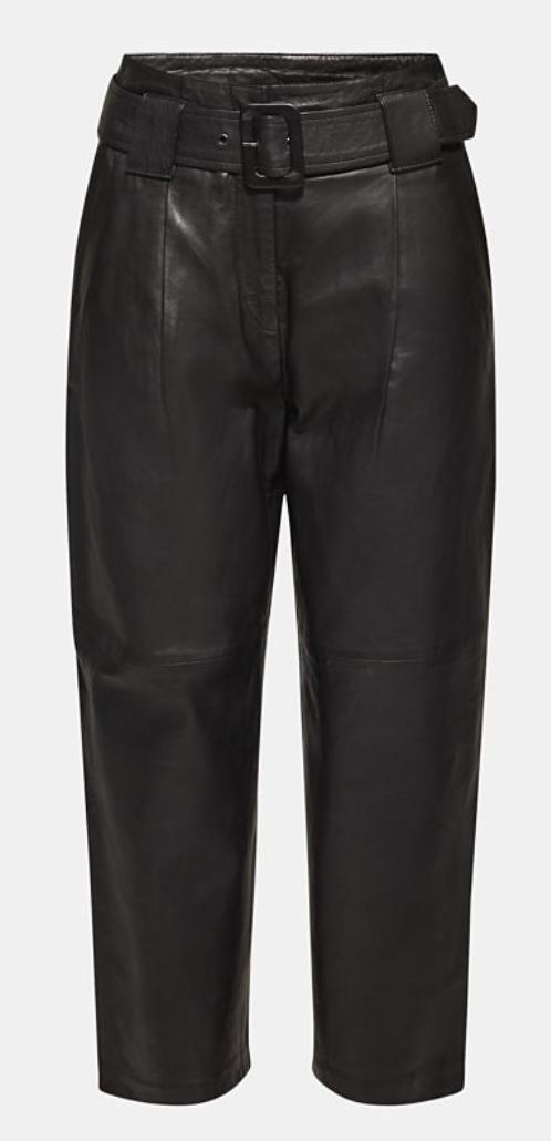 comment choisir son pantalon en cuir coupe large